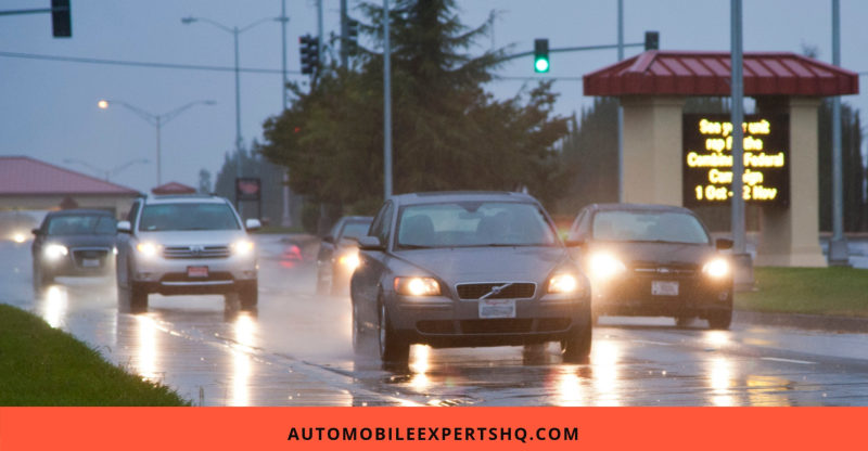Best Windshield Treatment For Rain Reviews: 2019 Edition